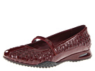 Cole Haan - Air Bria MJ Woven (Oxblood) - Cole Haan Shoes