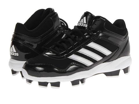 adidas - Excelsior Pro TPU Mid (Black/Running White/Metallic Silver) Men
