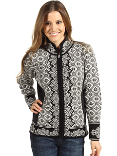 SALE! $229.99 - Save $188 on Dale of Norway Christiania (Black Off White) Apparel - 44.98% OFF $418.00