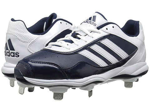 adidas - Abbott Pro Metal 2.0 (Collegiate Navy/Running White) Women's Cleated Shoes
