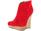 Michael Antonio - Cane-Velvet (Red) - Footwear