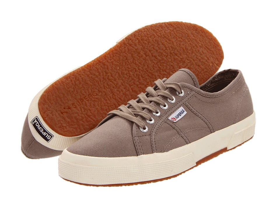 Superga - 2750 COTU Classic (Mushroom) Lace up casual Shoes