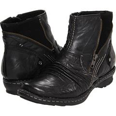 Earth Poplar (Black) Footwear