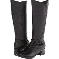 Earth Tilia (Black) Footwear