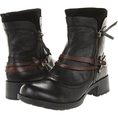 Earth Buckeye (Black) Footwear