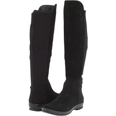BRUNO MAGLI Lusi (Black Suede Micro) Footwear