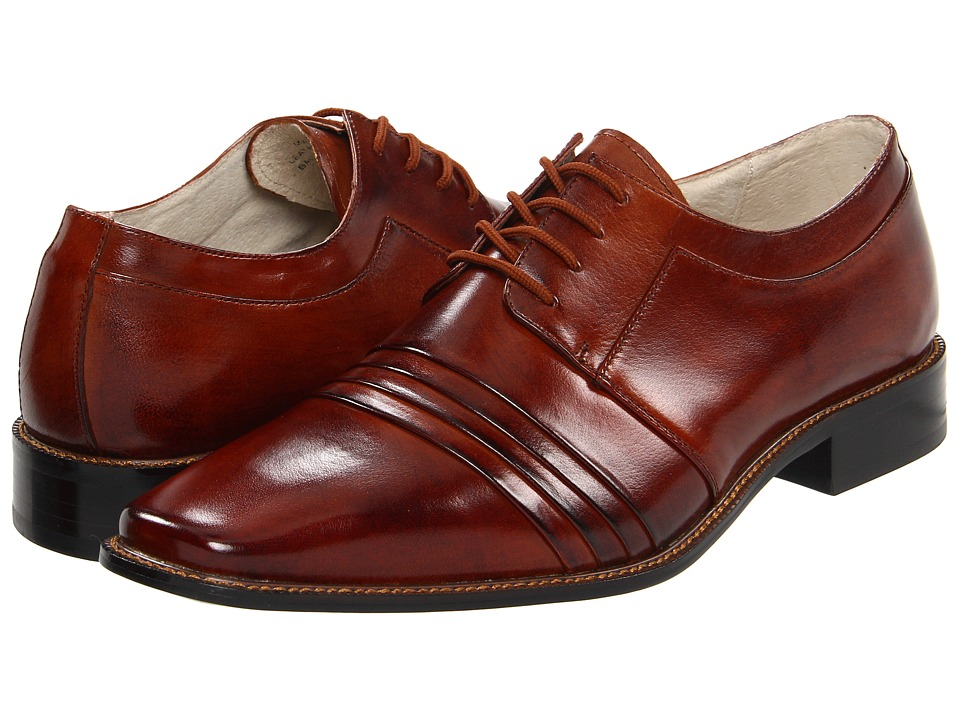 Stacy Adams - Raynor (Cognac) Men's Shoes