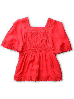 SALE! $14.99 - Save $41 on Seafolly Kids Fairytale Smock (Infant Toddler Little Kids) (Cherry) Apparel - 73.23% OFF $56.00