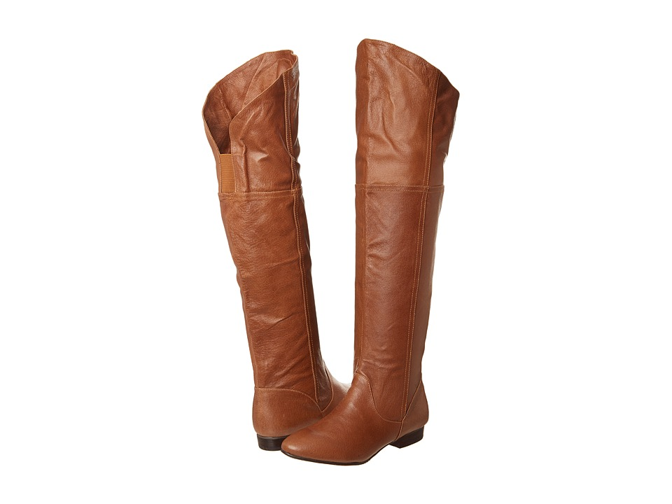 Chinese Laundry - South Bay (Cognac) Women's Pull-on Boots