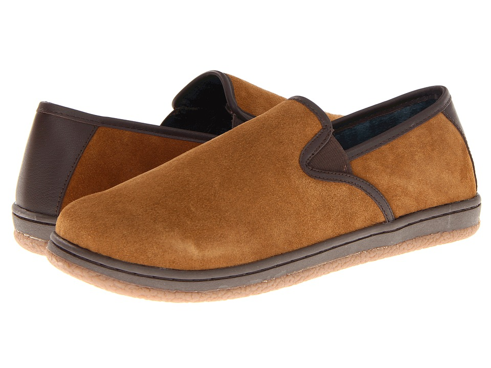L.B. Evans - Reese (Tobacco) Men's Slippers