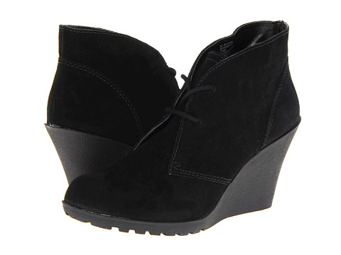 White Mountain - Icon (Black) Women's Lace-up Boots