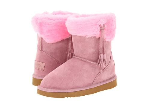 Flojos Kids - Aurora (Little Kid/Big Kid) (Pink) Girls Shoes