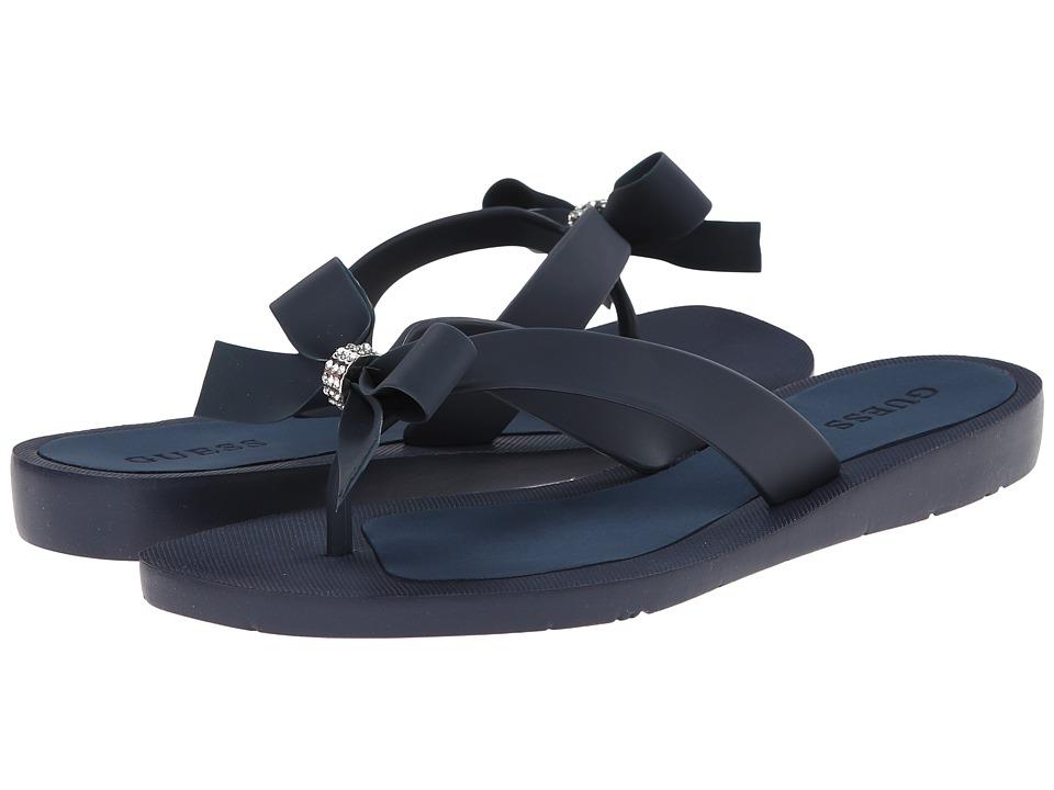 GUESS - Tutu (Navy) Women's Sandals