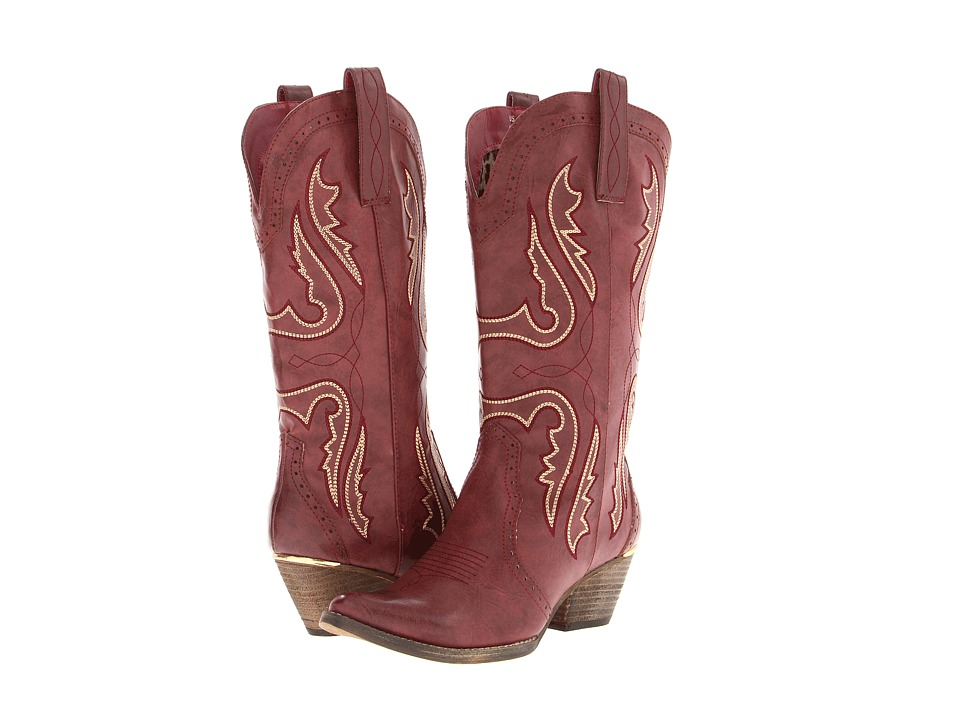 VOLATILE - Raspy (Wine) Women's Pull-on Boots