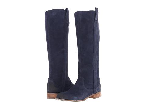 VOLATILE - Whistler (Navy) Women's Zip Boots