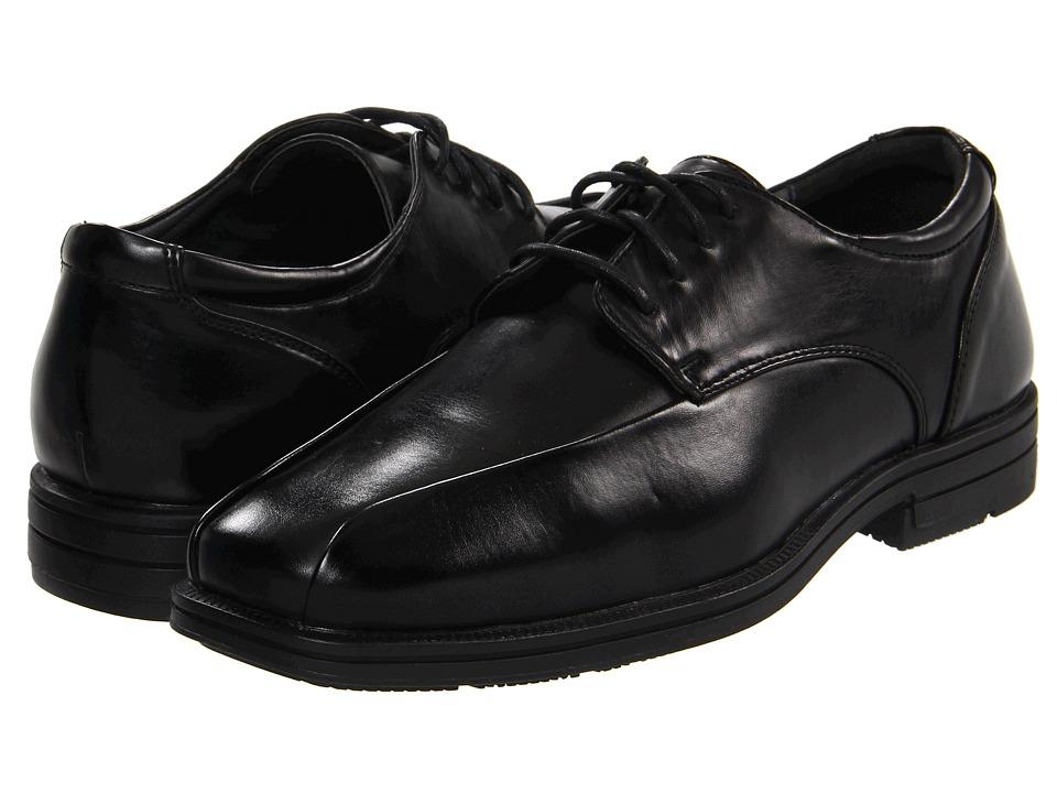 Soft Stags - Cole (Black) Men's Lace up casual Shoes