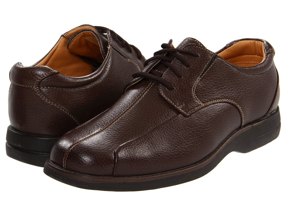 Soft Stags Stamos Mens Lace up casual Shoes (Brown)