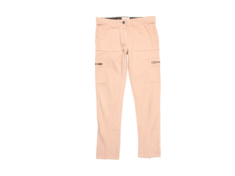 Stella McCartney Kids - Nora Girls Skinny Cargo Pant (Toddler/Little Kids/Big Kids) (Pink) Girl's Casual Pants