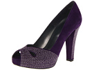 Stuart Weitzman - Teardrops (Purple Cactus Flower/Orange)