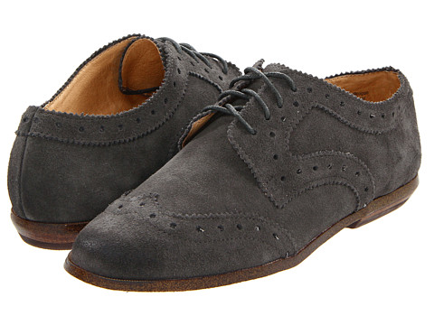 VOLATILE - Brogue (Grey) Women's Flat Shoes