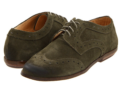 VOLATILE - Brogue (Olive) Women