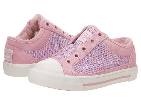 UGG Kids - Laela Hologram (Toddler/Little Kid/Big Kid) (Rose Quartz) Girls Shoes