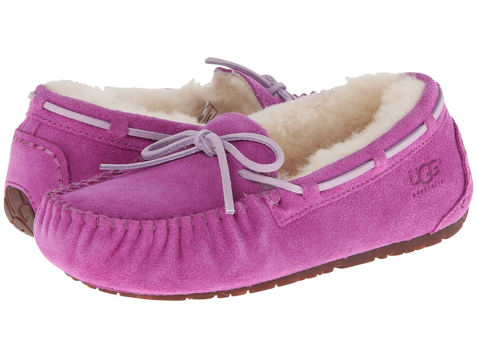 UGG Kids - Dakota (Toddler/Little Kid/Big Kid) (Magenta) Kids Shoes