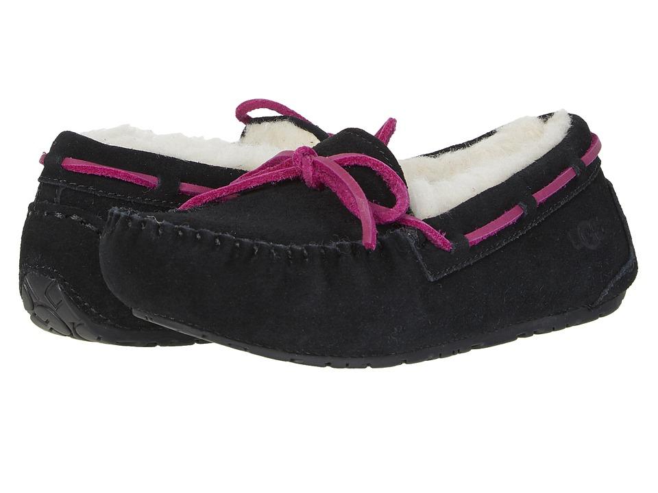 UGG Kids - Dakota (Toddler/Little Kid/Big Kid) (Raven) Kids Shoes
