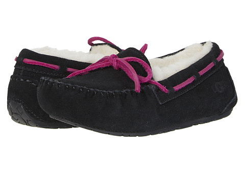 UGG Kids - Dakota (Toddler/Little Kid/Big Kid) (Raven) Kids Shoes