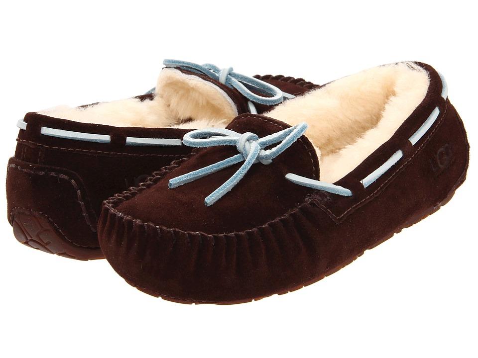 UGG Kids - Dakota (Toddler/Little Kid/Big Kid) (Espresso) Kids Shoes