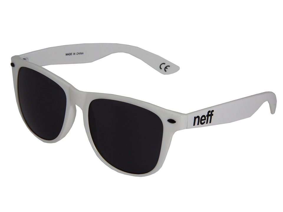 Neff - Daily Shades (White) Sport Sunglasses