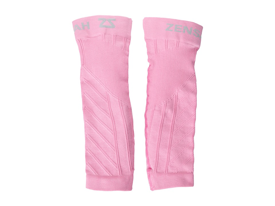 Zensah - Compression Leg Sleeves (Pink) Athletic Sports Equipment