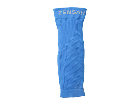 Zensah - Compression Calf Sleeve (Blue) Athletic Sports Equipment