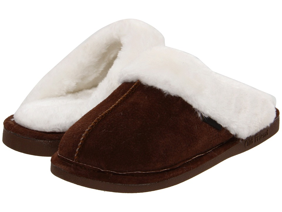 Old Friend - Montana (Chocolate) Women's Slippers