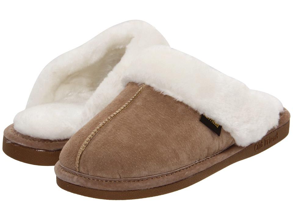 Old Friend - Montana (Chestnut) Women's Slippers