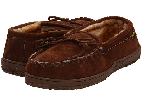 Old Friend - Washington (Chocolate) Men's Slippers