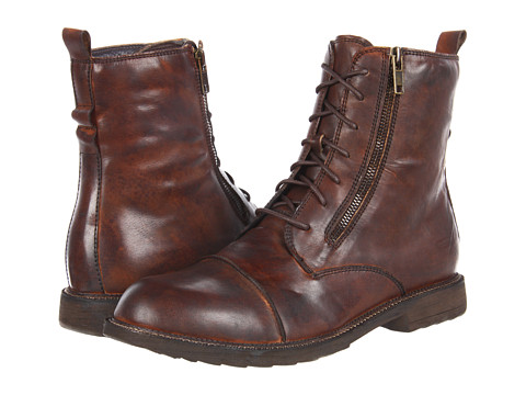 Bed Stu - Patriot (Teak) Men's Dress Lace-up Boots