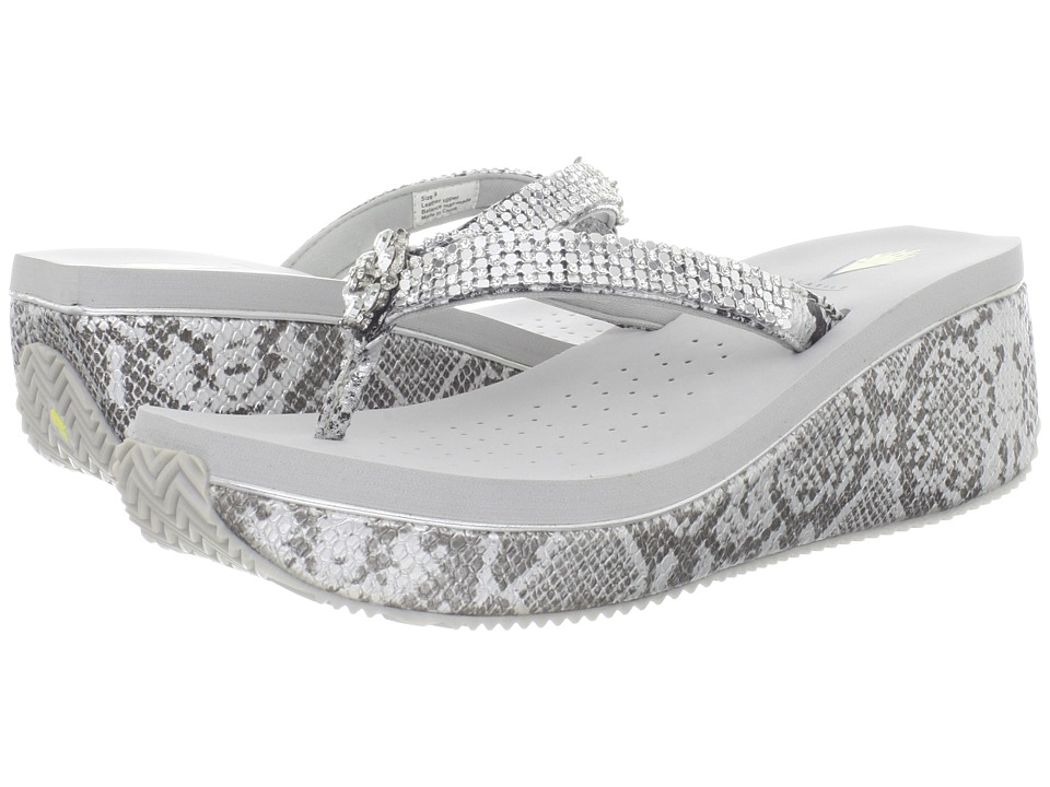 VOLATILE - Lexie (Silver) Women's Sandals