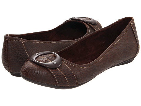 Dr. Scholl's - Franca (Chocolate Bar) Women's Flat Shoes
