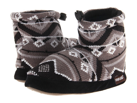 MUK LUKS Kids - Nicolas Toggle Boot (Toddler/Little Kid) (Black) Boys Shoes