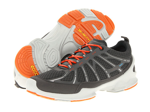 ECCO Sport - Biom Train (Dark Shadow/Dark Shadow) Men's Cross Training Shoes