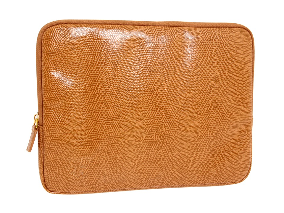 Francine - Park Ave Tablet Sleeve - 10.1 (Tan) Computer Bags