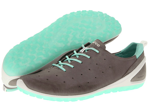 ECCO Sport - BIOM Lite 1.2 (Warm Grey/Emerald) Women's Shoes