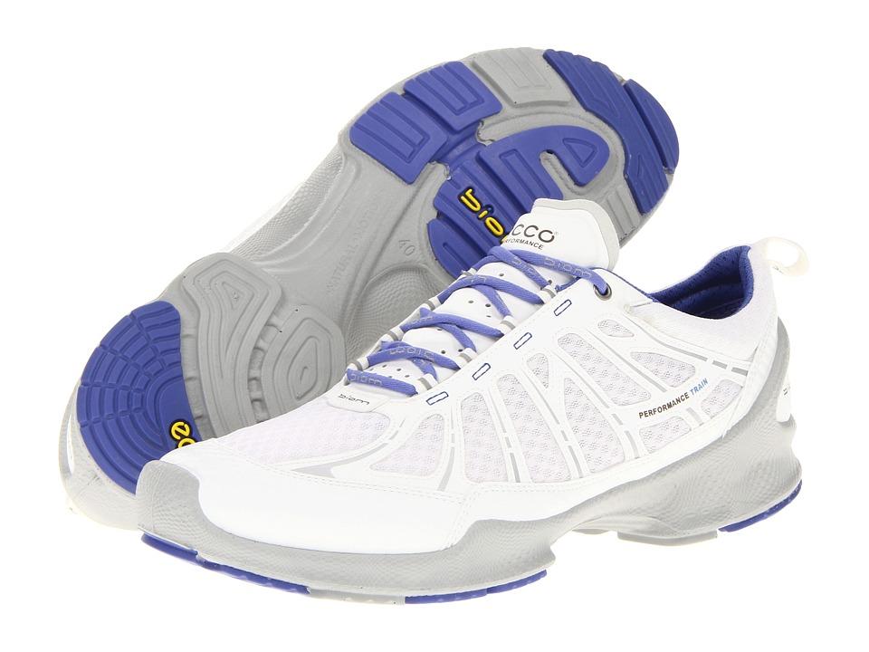 ECCO Sport - Biom Train (White/White) Women's Running Shoes