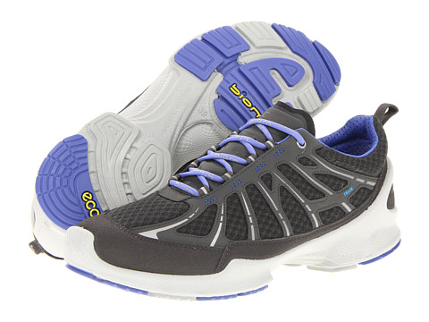 ECCO Sport - Biom Train (Dark Shadow/Dark Shadow) Women's Running Shoes