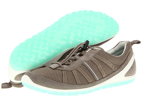 ECCO Sport - Biom Lite Flow Toggle (Warm Grey/Warm Grey) Women's Running Shoes