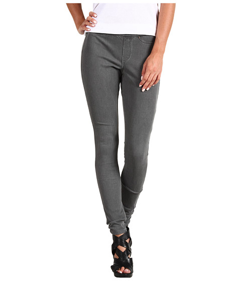 HUE - Original Jeanz Legging (Medium Grey) Women