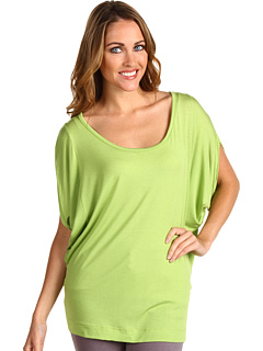SALE! $14.99 - Save $44 on Alejandra Sky Korey Modal Top (Lime) Apparel - 74.59% OFF $59.00