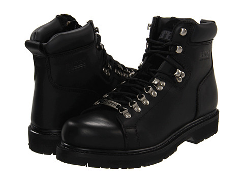 Bates Footwear - Black Canyon (Black) Men's Boots