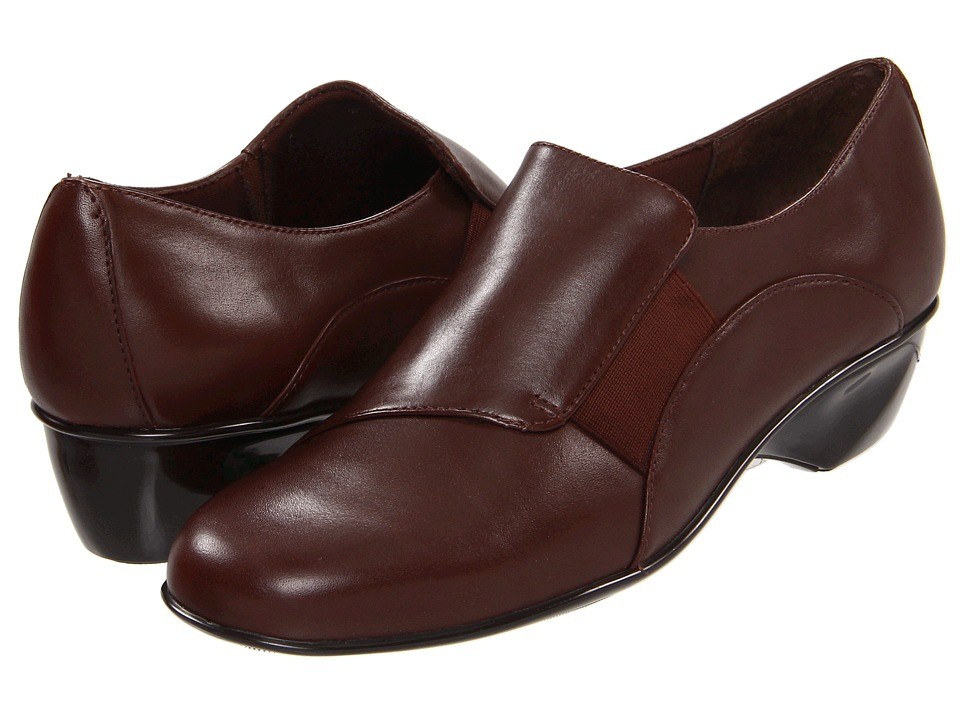 Walking Cradles - Tijuana (Tobacco Leather) Women's 1-2 inch heel Shoes